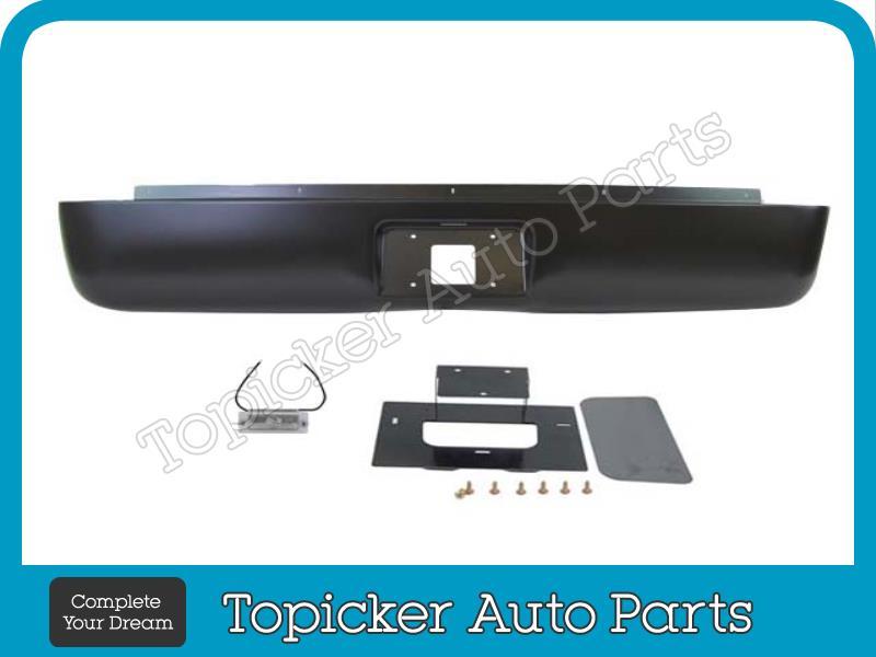 1988 1998 Chevy C K Pickup Stepside Rear Roll Pan